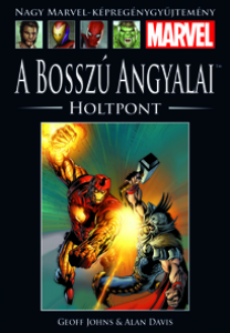 A BOSSZÚ ANGYALAI: HOLTPONT </br>(1998) </br><span>10. kötet</span>