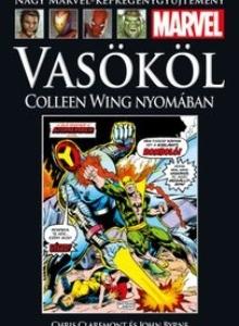 VASÖKÖL: COLLEEN WING NYOMÁBAN</br>(1975) </br><span>100. kötet</span>
