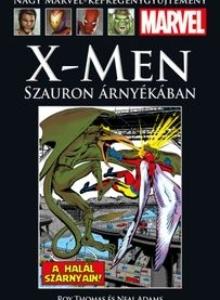 X-MEN: SZAURON ÁRNYÉKÁBAN</br>(1969) </br><span>101. kötet</span>