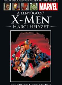 A LENYŰGÖZŐ X-MEN: HARCI HELYZET </br>(2005) </br><span>13. kötet</span>