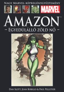 AMAZON: EGYEDÜLÁLLÓ ZÖLD NŐ </br>(2004) </br><span>17. kötet</span>