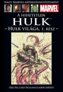A HIHETETLEN HULK: HULK VILÁGA 1. RÉSZ </br>(1999) </br><span>19. kötet</span>