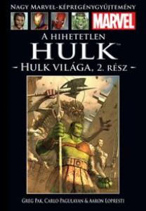 A HIHETETLEN HULK: HULK VILÁGA 2. RÉSZ </br>(1999) </br><span>20. kötet</span>