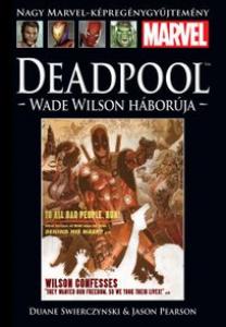 DEADPOOL: WADE WILSON HÁBORÚJA </br>(2010) </br><span>21. kötet</span>