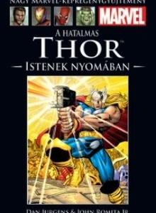 A HATALMAS THOR: ISTENEK NYOMÁBAN </br>(1998) </br><span>23. kötet</span>