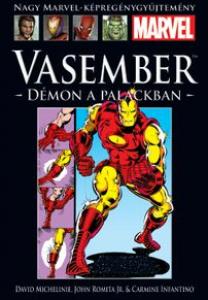 VASEMBER: DÉMON A PALACKBAN </br>(1979) </br><span>27. kötet</span>