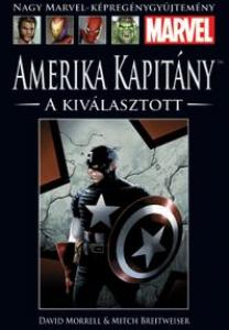 AMERIKA KAPITÁNY: A KIVÁLASZTOTT </br>(2007) </br><span>28. kötet</span>
