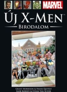 ÚJ X-MEN: BIRODALOM </br>(2002) </br><span>33. kötet</span>