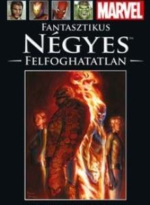 FANTASZTIKUS NÉGYES: FELFOGHATATLAN </br>(2003) </br><span>37. kötet</span>