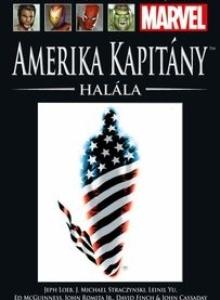AMERIKA KAPITÁNY HALÁLA </br>(2007) </br><span>41. kötet</span>