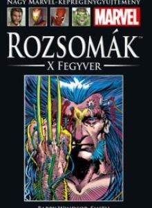 ROZSOMÁK: X FEGYVER </br>(1991) </br><span>46. kötet</span>