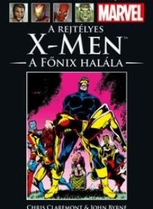 X-MEN: A FŐNIX HALÁLA</br>(1995) </br><span>53. kötet</span>
