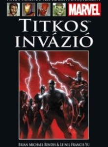 TITKOS INVÁZIÓ</br>(2008-2009) </br><span>55. kötet</span>