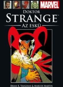 DOCTOR STRANGE: AZ ESKÜ</br>(2006-2007) </br><span>56. kötet</span>