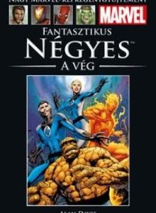 FANTASZTIKUS NÉGYES: A VÉG</br>(2006) </br><span>62. kötet</span>