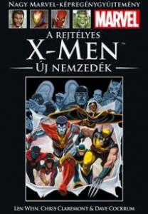 A REJTÉLYES X-MEN: ÚJ NEMZEDÉK</br>(1975) </br><span>65. kötet</span>
