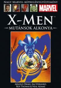 X-MEN: MUTÁNSOK ALKONYA</br>(1968-1969) </br><span>69. kötet</span>