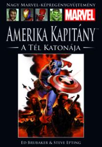 AMERIKA KAPITÁNY: A TÉL KATONÁJA </br>(2005) </br><span>7. kötet</span>
