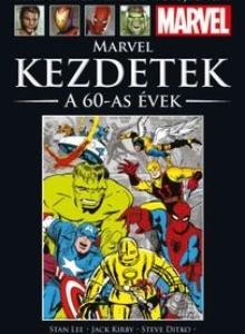 MARVEL KEZDETEK: A 60-AS ÉVEK</br>(1960-as évek) </br><span>70. kötet</span>