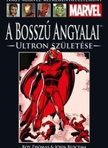 A BOSSZÚ ANGYALAI: ULTRON SZÜLETÉSE</br>(1968) </br><span>72. kötet</span>