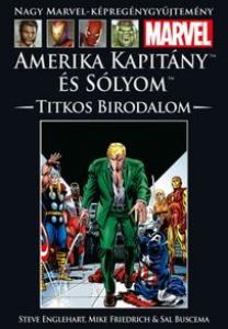 AMERIKA KAPITÁNY ÉS SÓLYOM: TITKOS BIRODALOM</br>(1974) </br><span>73. kötet</span>