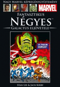 FANTASZTIKUS NÉGYES – GALACTUS ELJÖVETELE</br>(1965) </br><span>75. kötet</span>