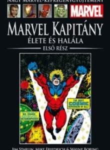 MARVEL KAPITÁNY ÉLETE ÉS HALÁLA 1. RÉSZ</br>(1968-1982) </br><span>78. kötet</span>