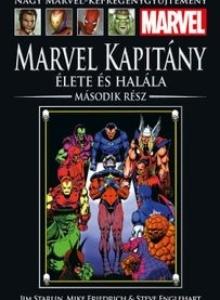 MARVEL KAPITÁNY ÉLETE ÉS HALÁLA 2. RÉSZ</br>(1968-1982) </br><span>79. kötet</span>