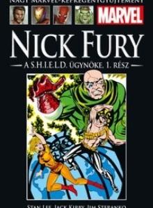 NICK FURY: A S.H.I.E.L.D ÜGYNÖKE 1. RÉSZ</br>(1966-67) </br><span>82. kötet</span>