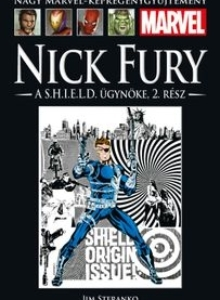 NICK FURY: A S.H.I.E.L.D ÜGYNÖKE 2. RÉSZ</br>(1967-68) </br><span>83. kötet</span>