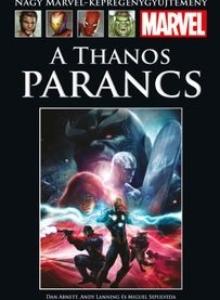 A THANOS PARANCS</br>(2010) </br><span>93. kötet</span>