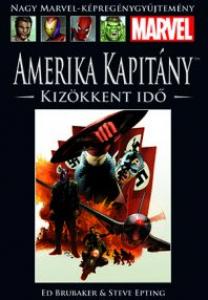 AMERIKA KAPITÁNY: KIZÖKKENT IDŐ </br>(2005)</br> <span>4. kötet</span>
